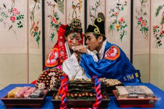Boda coreana de Elena y Gustavo por New Image, fotografía y cinematografía de bodas, Buenos Aires, Argentina.