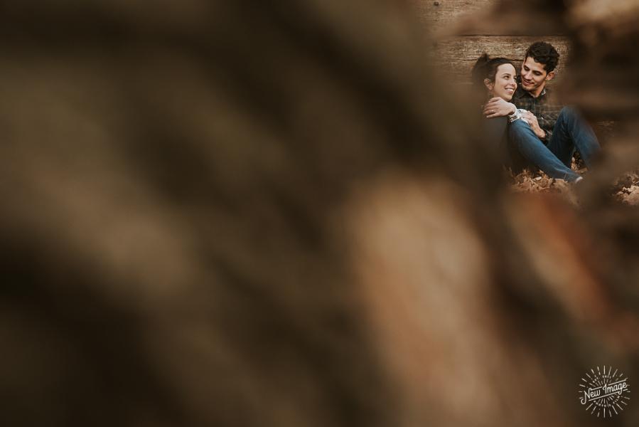 Sesión de fotos pre boda de Jesi & Lucas por New Image, Buenos Aires, Argentina.
